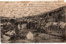 Saint-Vincent-rive D'Olt 1904 - Lot Illustré - France