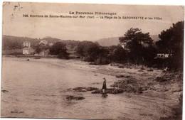 Sainte-Maxime 1915 - Plage De La Garonnette - Bacchi 768 - Sainte-Maxime