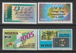 NIGERIA - N°767/70 ** (2005) - Nigeria (1961-...)