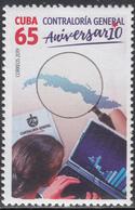 Cuba 2019  MNH Cartography - Cuba