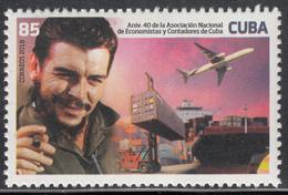 Cuba 2019  MNH Airplane - Cuba