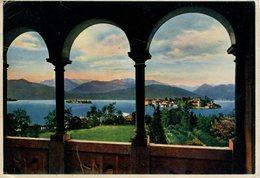 Lago Maggiore - Le Isole Viste Da Stresa (viaggiata 1960) - Italia