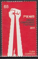 Cuba 2019  MNH May 1 St - Cuba