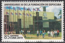 Cuba 2019  MNH Expo Cuba - Cuba