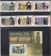 Cuba 2019  MNH  Arborigene  Set Of 6v + Souvenir Sheet - Cuba
