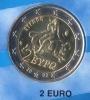 ** 2 EUROS GRECE 2002 AVEC LETTRE  NEUVE ** - Grèce