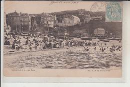 76  YPORT - Le Bain...1905 - Yport