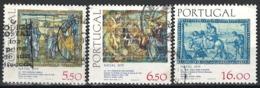Portugal 1979. Mi.Nr. 1469/71, Used O - 1910 - ... Repubblica