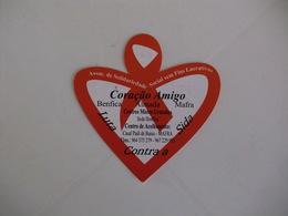 Aids Sida Portugal Portuguese Pocket Calendar 2007 - Small : 2001-...