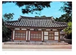 Corée Du Sud  Mongyong-sil House Of Ojug-heon Korea   TBE - Korea, South