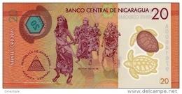NICARAGUA P. 210a 20 C 2014 UNC - Nicaragua