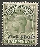 ILES FALKLAND N° 37 NEUF Sans Gomme - Islas Malvinas