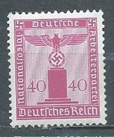 Allemagne Timbres De Service YT N°126 Neuf ** Cote 5€ - Officials