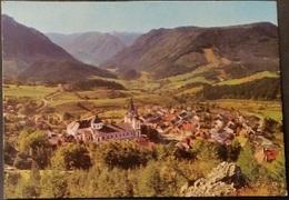 Ak Österreich - Mariazell - Blick Gegen Den Hochschwab - Übersicht - Mariazell