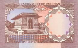 PAKISTAN P. 25 1 R 1981 UNC - Pakistán