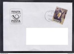 REPUBLIC OF NORTH MACEDONIA, 2020, COVER, # 906 - 75 Years GJORGI ZOGRAFSKI ** - Macedonia