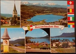Ak Österreich - Keutschacher See - Austria