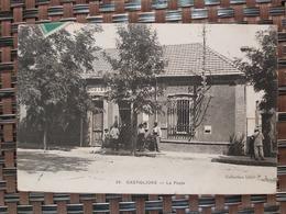 Castiglione ( La Poste) Le 02 09 1916. Algérie - Otras Ciudades