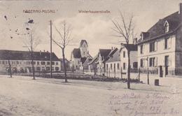 ( 67 ) - Haguenau -Musau Winterhauserstrasse Carte  Allemande 1° Guerre - Haguenau