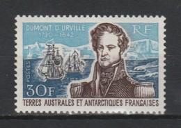 France TAAF N° 25 ** 1968 - Nuovi