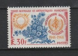 France TAAF N° 26 ** 1968 - Nuovi