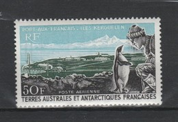 France TAAF N° PA14 ** 1968 - Poste Aérienne