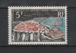 France TAAF N° 20 ** 1963 - Nuovi