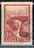 ARGENTINE 986 // YVERT 606A //1959-62 - Argentina