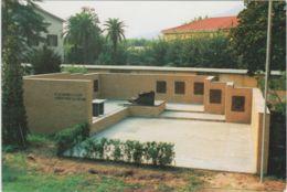 1987 LA SPEZIA Sommergibilisti Caduti Inaugurazione Monumento Annullo Speciale (17.10) Su Cartolina - La Spezia