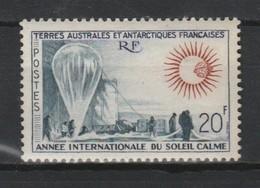 France TAAF N° 21 ** 1963 - Terres Australes Et Antarctiques Françaises (TAAF)