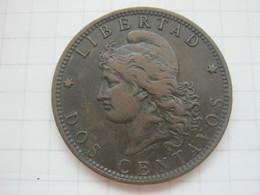 Argentina , 2 Centavos 1890 - Argentina