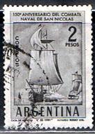ARGENTINE 989 // YVERT 635 //1961 - Usati