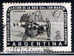 ARGENTINE 990 // YVERT 646 //1961 - Usati