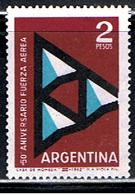 ARGENTINE 991 // YVERT 660 //1962 - Usati