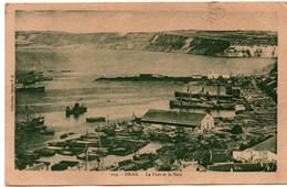 Oran 1924 - Le Port & La Baie - 129 - Oran