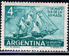 ARGENTINE 992 // YVERT 669 //1963 - Usati