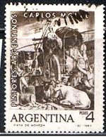 ARGENTINE 994 // YVERT 698 //1964 - Usati