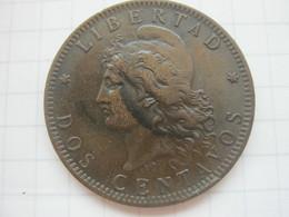 Argentina , 2 Centavos 1891 - Argentine