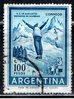 ARGENTINE 997 // YVERT 606E // 1959-62 - Argentina