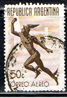 ARGENTINE 999 // YVERT 21 // 1940 - Aéreo