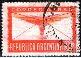 ARGENTINE 1000 // YVERT 20 // 1940 - Posta Aerea