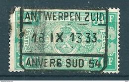 TR 164 Gestempeld ANTWERPEN ZUID - ANVERS SUD 54 - 1923-1941