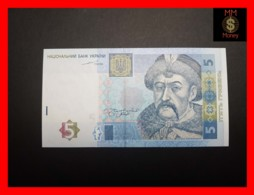 UKRAINE 5 Hriven' 2004  P. 118 A   UNC - Ukraine
