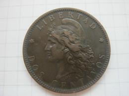Argentina , 2 Centavos 1893 - Argentine