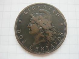 Argentina , 2 Centavos 1894 - Argentina