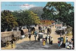 COLOMBO - Street Scene Pettah - Sri Lanka (Ceylon)