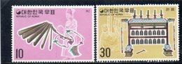 COREE DU SUD 1974 ** - Corea Del Sur