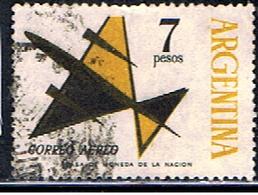 ARGENTINE 1007 // YVERT 91B // 1963-65 - Aéreo