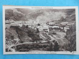 05 : LA GRAVE : VUE GENERALE , C.P.A.,en Bon état - France