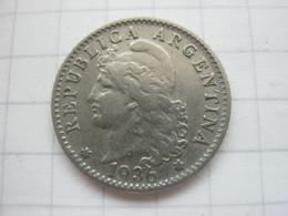 Argentina , 5 Centavos 1936 - Argentine